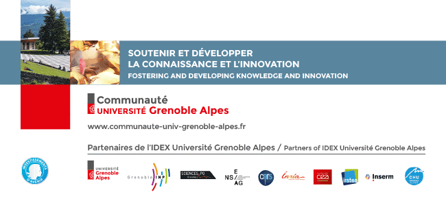 IDEX Université Grenoble Alpes