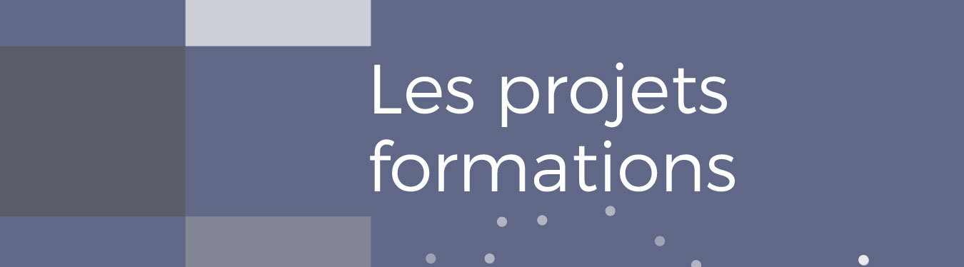Brochure Projets IDEX formation - vague 1
